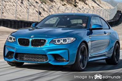 Insurance quote for BMW M2 in Charlotte