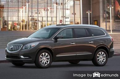 Insurance quote for Buick Enclave in Charlotte