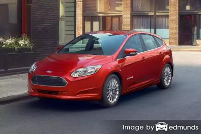 Discount Ford Focus insurance