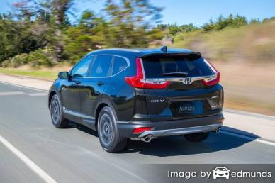 Insurance for Honda CR-V