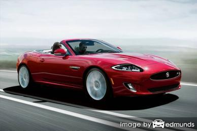 Insurance quote for Jaguar XK in Charlotte
