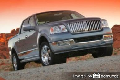 Insurance quote for Lincoln Mark LT in Charlotte
