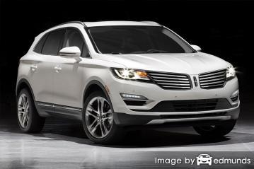 Insurance quote for Lincoln MKC in Charlotte