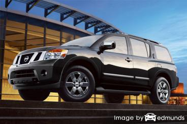 Insurance for Nissan Armada